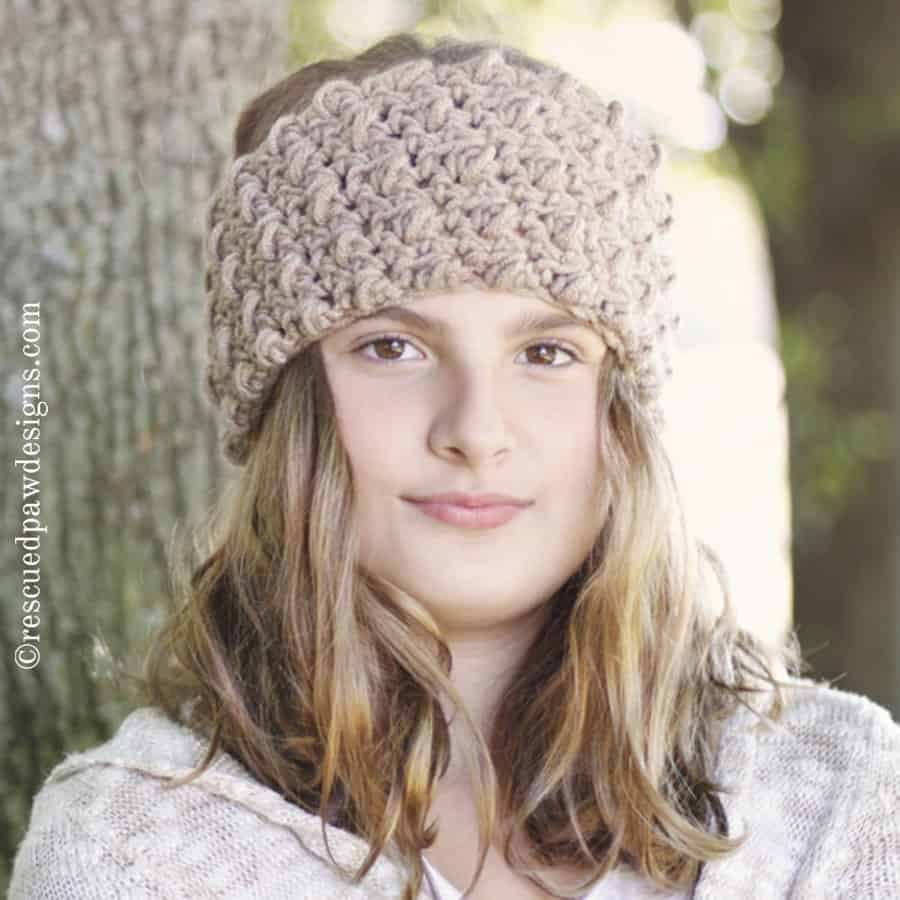 Cozy Crochet Headband Pattern