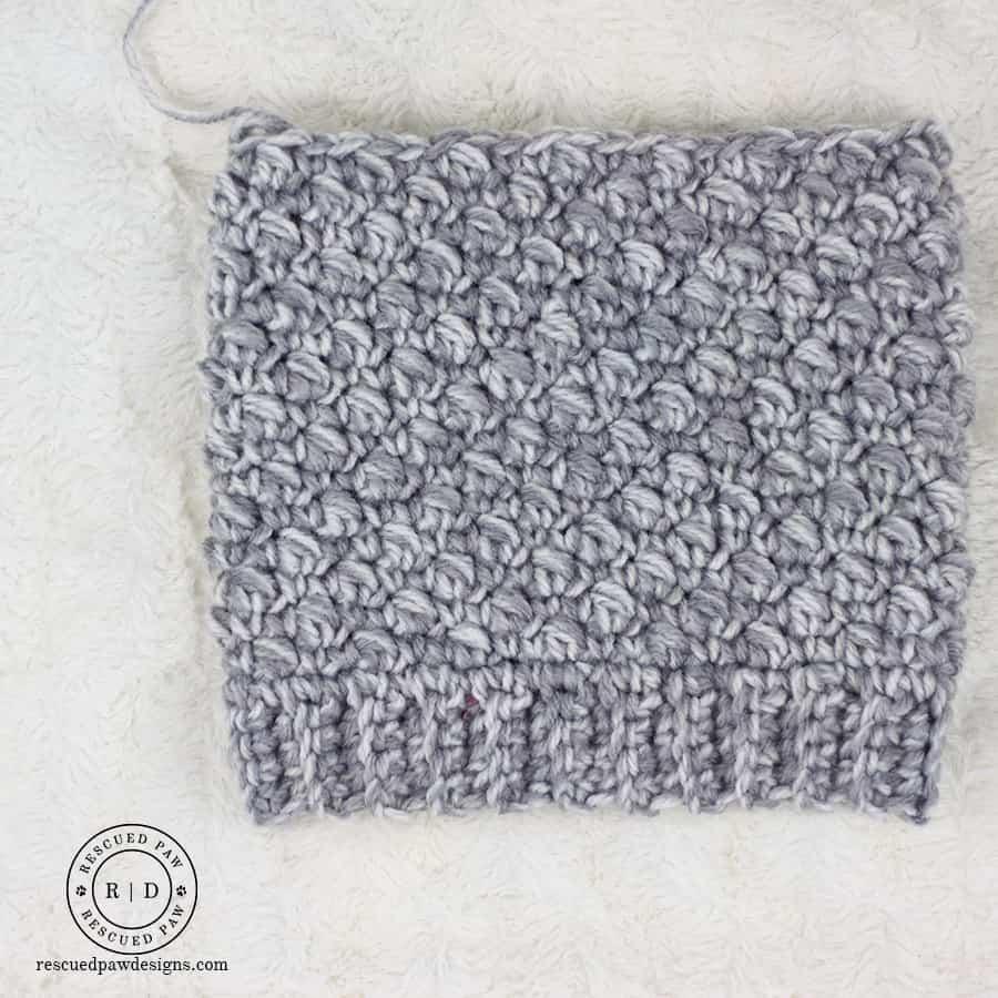 Emily Slouch Beanie Free Crochet Pattern - Easy Crochet