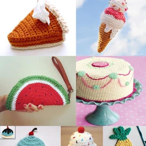 7 Sweet Crochet Patterns