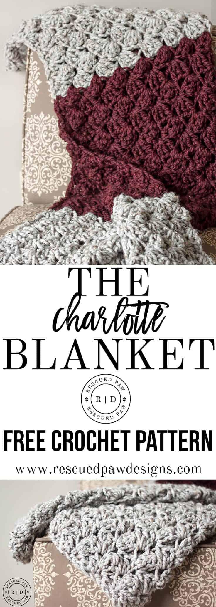 crochet blanket afghan free