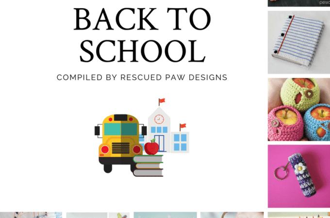 Back To School Crochet Patterns