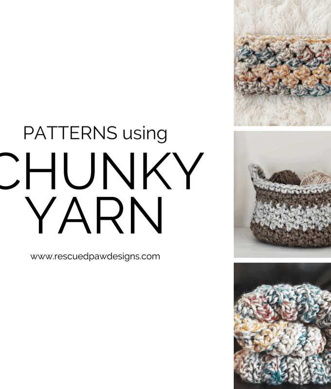 Patterns using Wool-Ease Thick and Quick