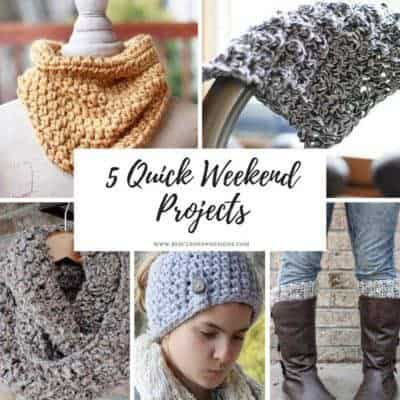 5 Quick Weekend Projects