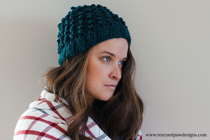 Free Crochet Beanie Pattern - Learn how to Crochet a Beanie