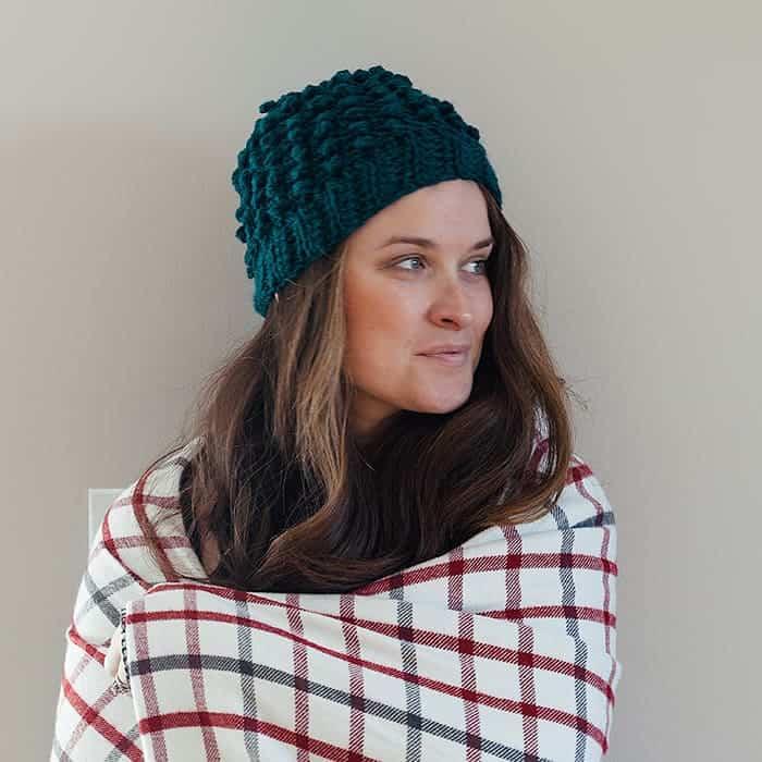 Williams Crochet Beanie