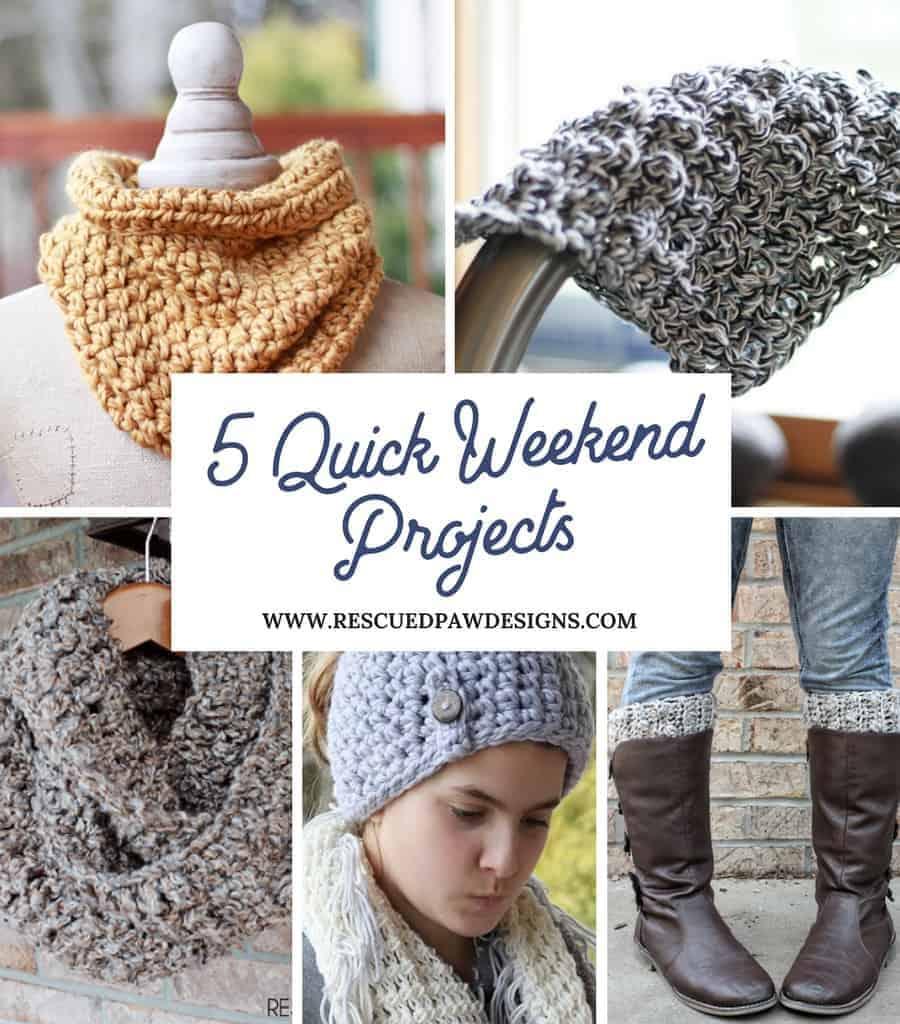 Quick Crochet Patterns