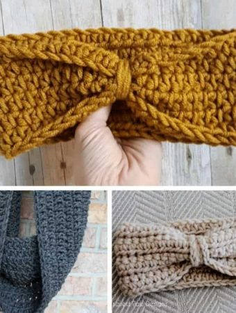 Crochet Patterns using Woolspun Yarn