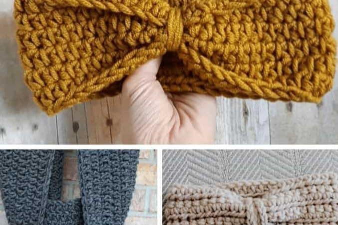 Crochet Patterns using Woolspun Yarn