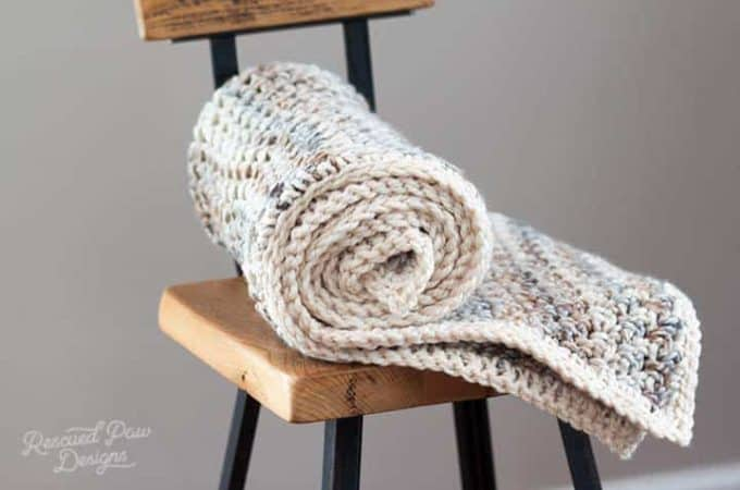 Jane Crochet throw