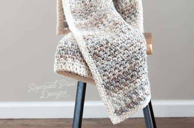 Jane Crochet Throw Blanket Pattern