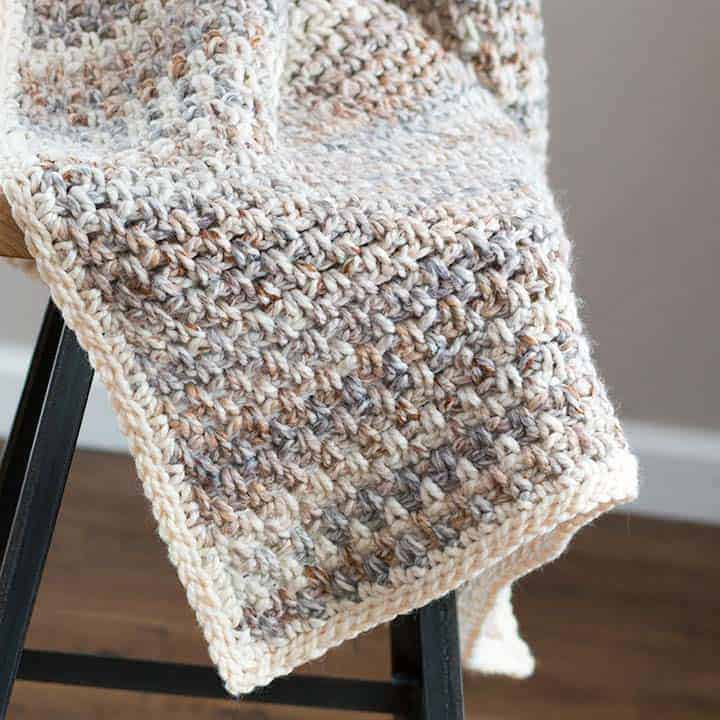 Jane Throw Blanket Pattern