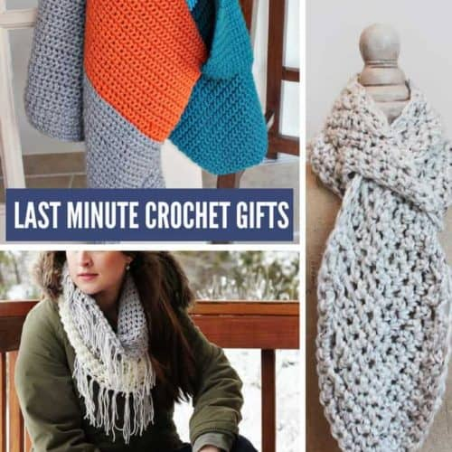 Make Crochet Christmas Gifts in a Weekend