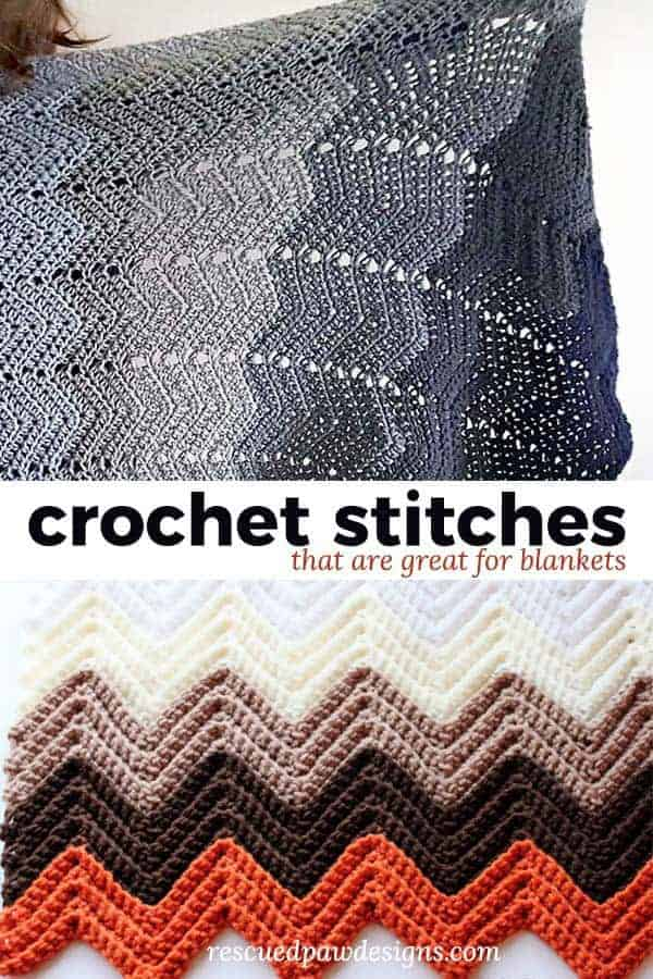 Easy Crochet Stitches