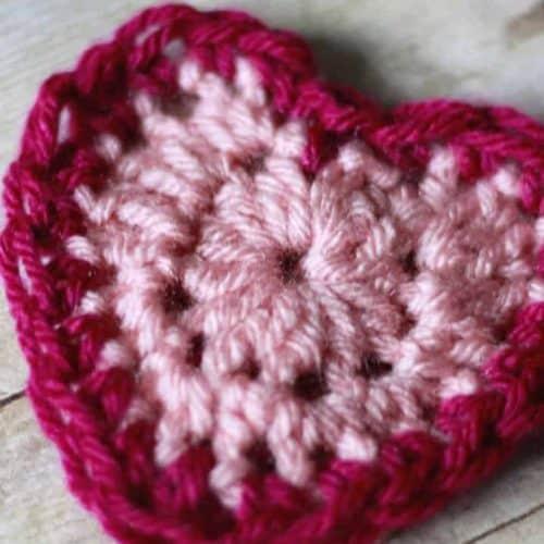 7 Easy Valentine's Day Crochet Patterns
