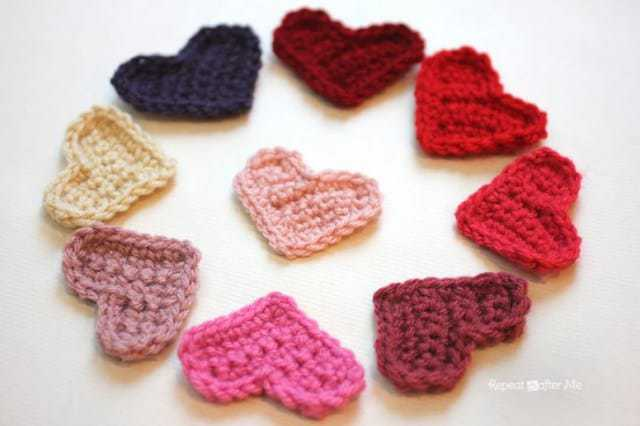 7 Easy Valentines Day Crochet Patterns Crochet Valentines Day