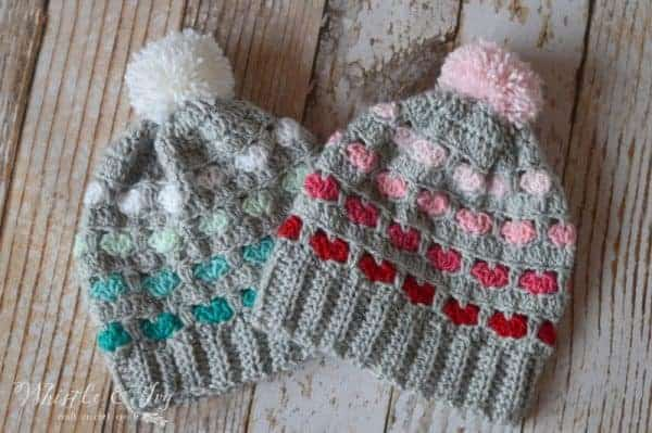 Whistle & Ivy Crochet Hat