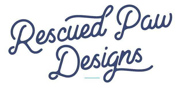 Rescued Paw Designs Crochet logo