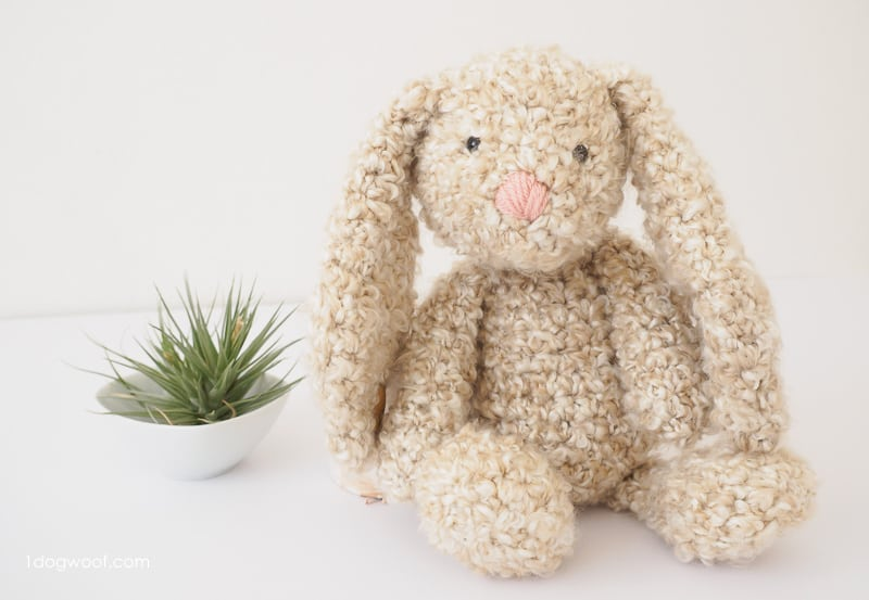 Amigrumai Easter Bunny Crochet Pattern