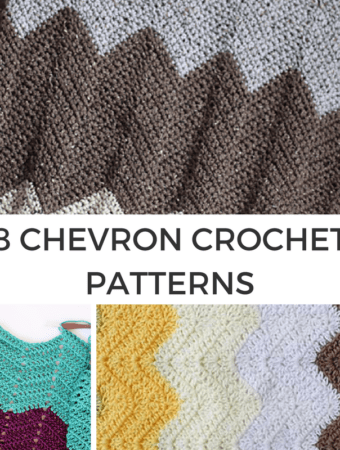 8 Crochet Chevron Patterns