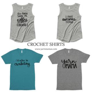 Crochet Shirts