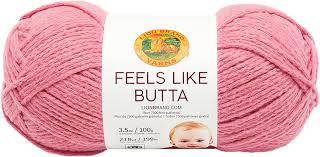 Feels Like Butta Yarn from Lion Brand Yarn