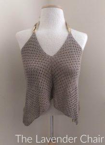 Crochet Summer Crop Top Pattern