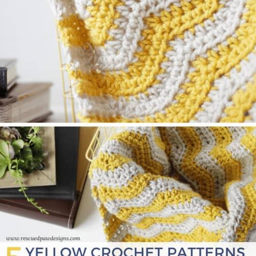 Yellow Crochet Patterns