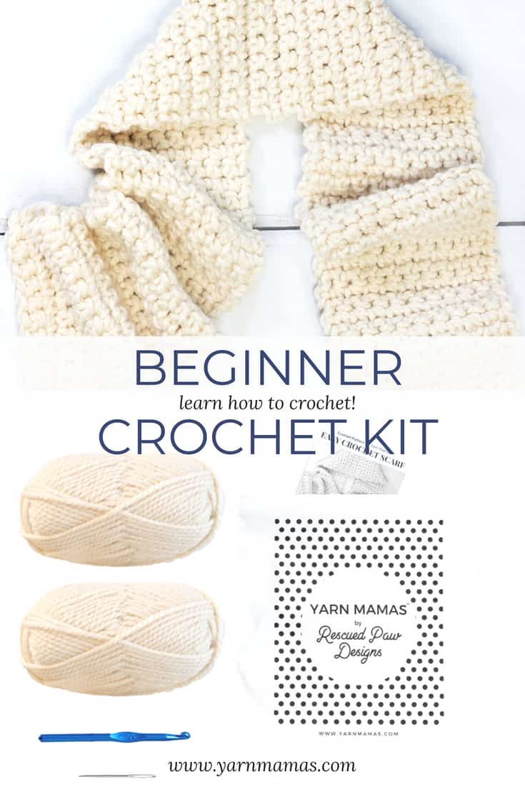 Beginner Crochet Kits