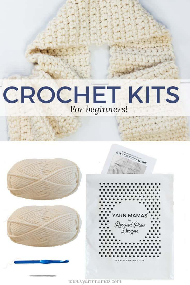 New Easy Crochet Kit For Beginners Crochet Kits For Beginners