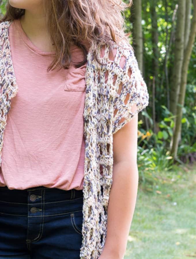 Crochet Kimono Summer