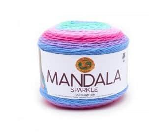 Mandala Sparkle Yarn