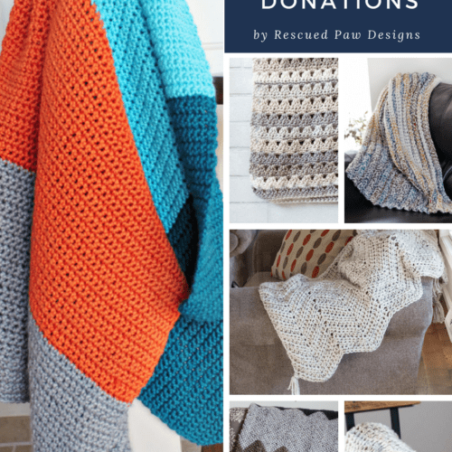 7 Blanket Crochet Charity Patterns For Donations