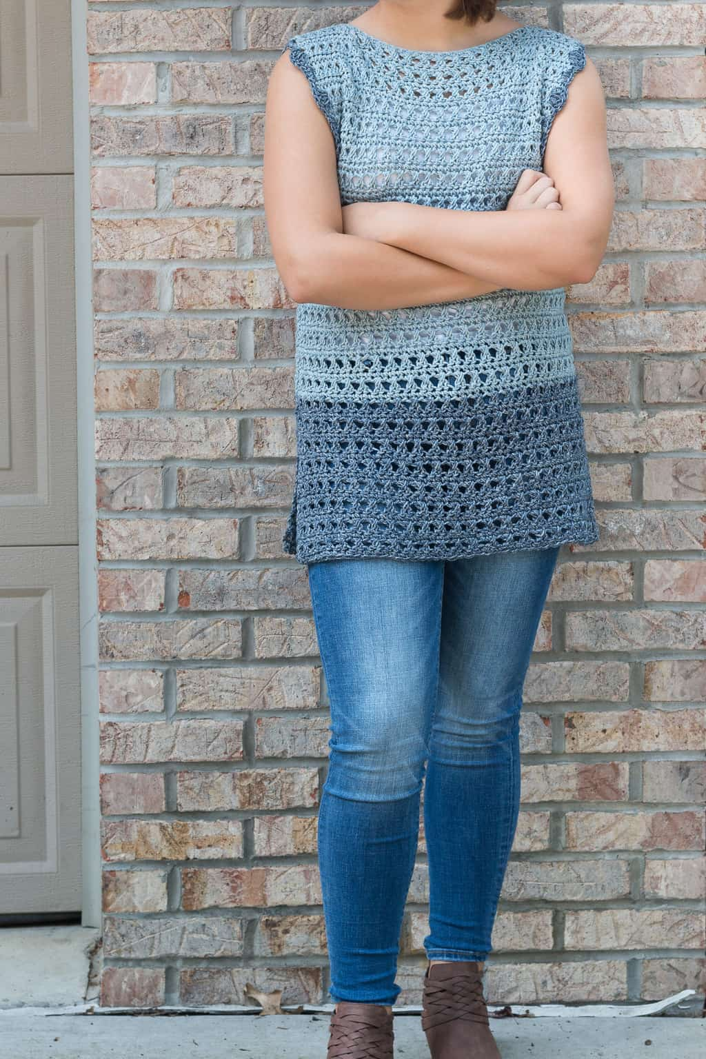 The Olivia Crochet Pattern Top