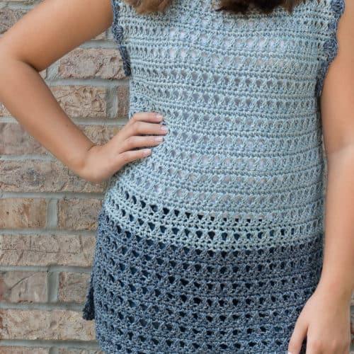 Olivia Free Crochet Top Pattern