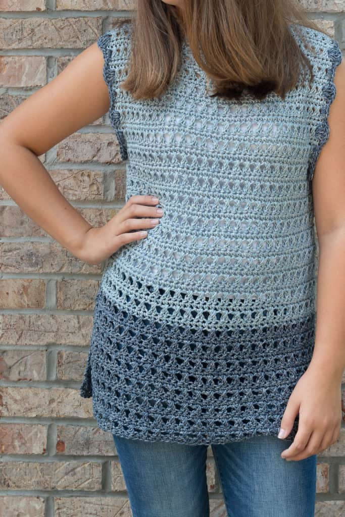 Crochet Top Pattern for Summer