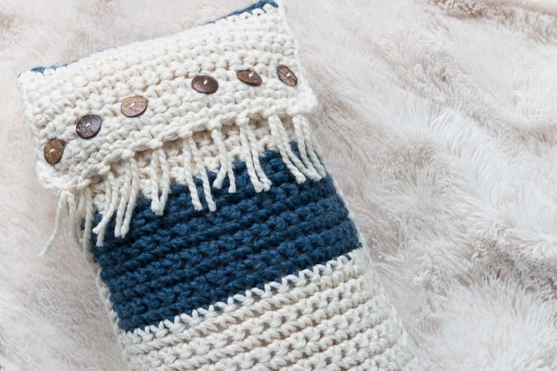 Crochet Pillow Tutorial