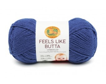Feels Like Butta Yarn from Lion Brand Yarn
