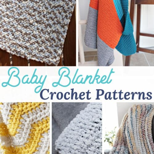 Free Crochet Blanket Patterns Crochet Baby Blanket Patterns Throws