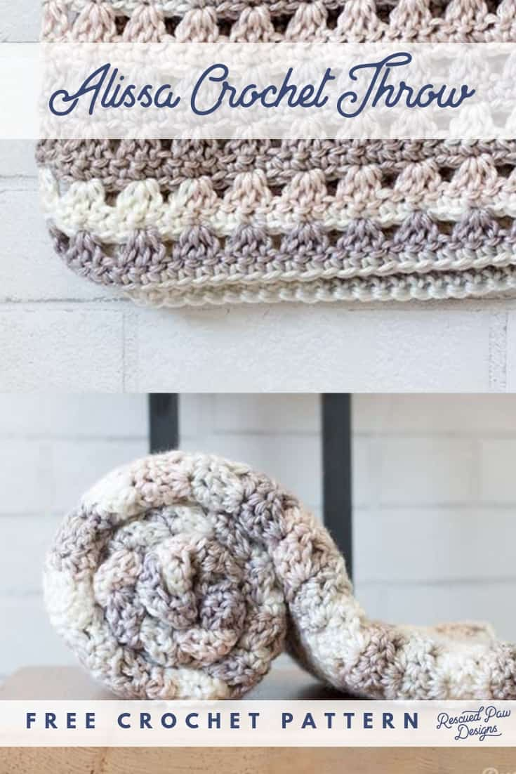 Crochet Baby Afghan Pattern