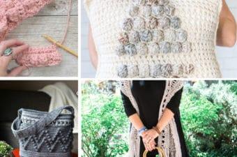 bobble stitch crochet patterns