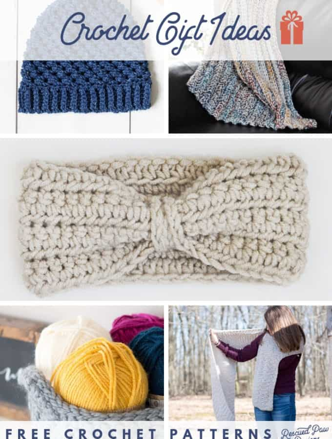 Crochet Gifts for Friends