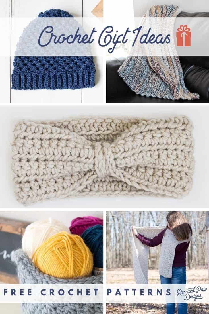 Crochet Gifts for Friends via @easycrochetcom