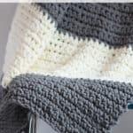 Perfect Crochet Blanket for Beginners