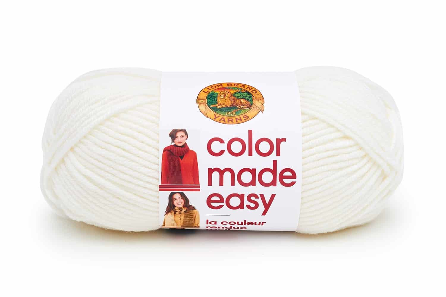 Lion Brand Color Made Easy Birch