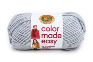 Color made easy Yarn from Lion Brand Yarn