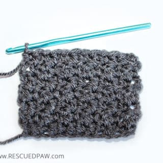 Griddle Crochet Stitch