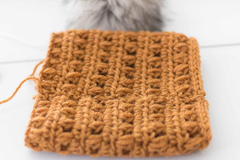 Mattress Stitch Seam Crochet