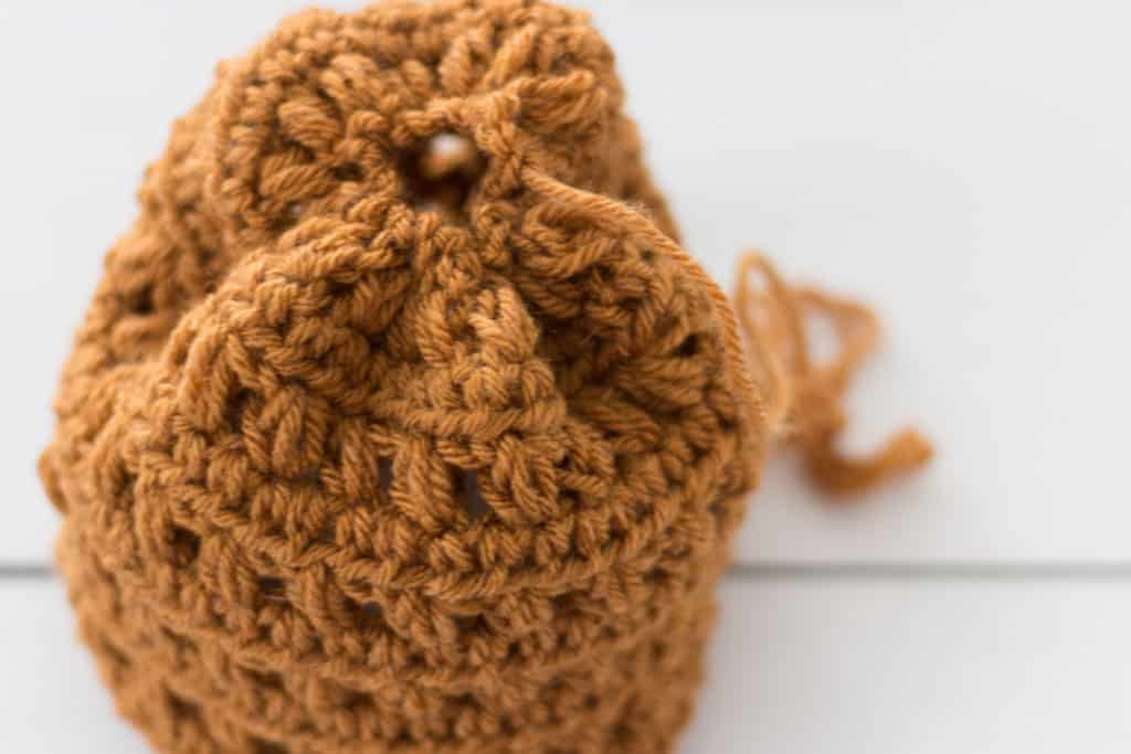 How to Close the Top of a Crochet Beanie