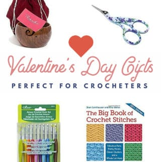 Valentine's day Gifts for Crochet
