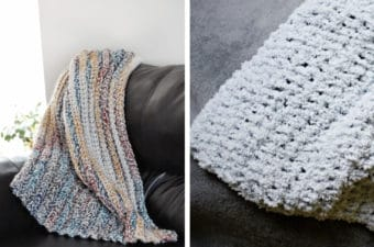 Crochet Blankets for Beginners to Make Today!